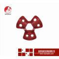 Wenzhou BAODSAFE Пневматическая блокировка быстрого отключения Красный цвет BDS-Q8601