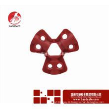 Wenzhou BAODI Verrouillage pneumatique à déconnexion rapide BDS-Q8601 Couleur rouge