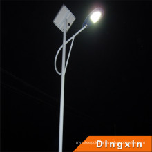 10m Round Pole Stainless Steel Pole Design Prices of Solar Street Lights