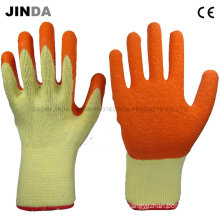 Latex Coated Labor Safety Protective Industrial Gloves (LS501)
