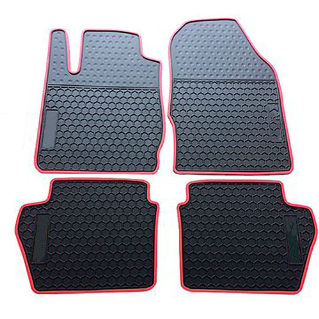 silicone rubber car floor mat(1)