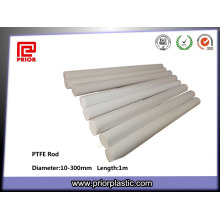 Sintering Engineering Plastic White PTFE Teflon Rod