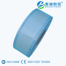 Disposable Best Suppliers of Sterilization Reel Roll in 200 mters length