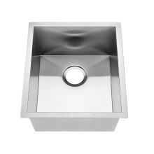 17199R-T Undermount Handmade Kitchen Sink