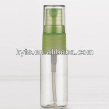 garrafa de spray de corpo de animal de estimação de venda quente de plástico