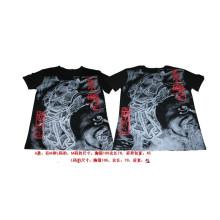 T-shirt tatouage