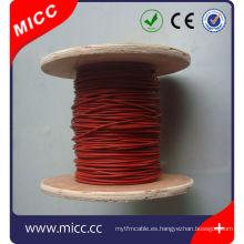 Alambre de silicona de calefacción