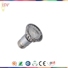 Proyector LED blanco de alta potencia JDR E27 con 3W / 5W