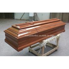Caixão de madeira para produtos fúnebres (PT-002)