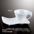 Personalized tea cups & saucers/espresso cup & saucer/personalized tea cup saucer set
