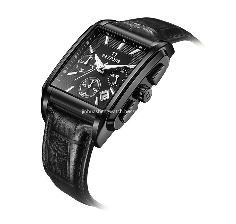 Chronograph Watch Mens