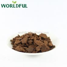 Torta de semillas de Camelia para la acuicultura, Alto contenido de aceite, Torta de semillas de té