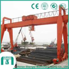 Double Girder Gantry Crane with Capacity 50 Ton