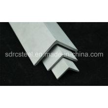 Angle en acier galvanisé (bar) pour la construction