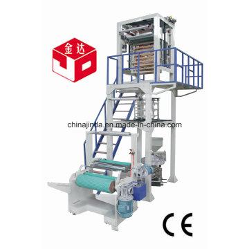 Extrusora de filme PE de Sj-50-700 para linha de produção de sacos de plástico