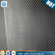 "2 Micron niederländische Webart 325x2300 Mesh 316L Edelstahl Mesh. 0014 ""x. 001"" Draht Dia Micronic Filter Tuch"