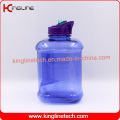 2017 new design Plastic Water Jug with straw (KL-8037)