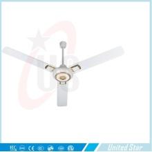 Ventilateur de plafond en métal (56) '' United Star 56 '' (USCF-141) avec CE / RoHS