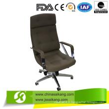 Chaise de gestionnaire de luxe de meubles commerciaux pour la compagnie