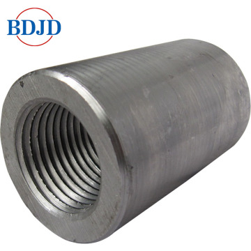 Civil Construction Rebar Coupler Steel Screw Thread Rebar Coupler