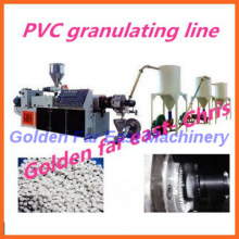 pvc granule production machine