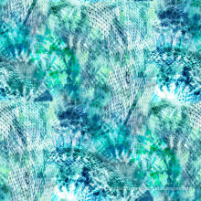 Нейлон лайкра купальники ткани для спортивной одежды (ASQ068)