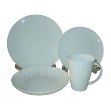 Ensemble de dîner de porcelaine de 16PC (003)
