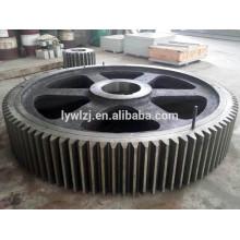 Engrenagem da roda do aço de carcaça do OEM com boa qualidade