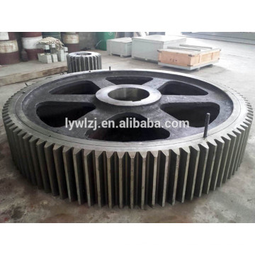 OEM Casting Steel Wheel Gear with Good Quality
