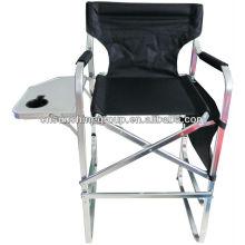 Открытый складной стульчик
