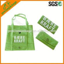 O saco Foldable recicl Eco o mais quente, saco dobrado