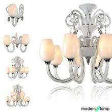 modern crystal ball chandeliers