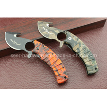 Camo Coating Knife (SE-402)