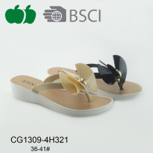 Popular Fashion New Design Summer Confortável Flip Flop