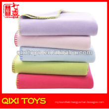 Soft touch baby blankets cheap fleece wholesale baby blanket