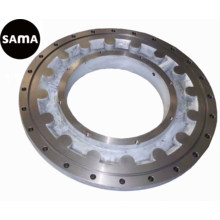 Iron Sand Casting for Valve Part with Precision Machining Painting