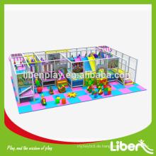 Kinder Vergnügungspark Schloßthema Kommerzielle Gebrauchshallen Spielplatzausrüstung