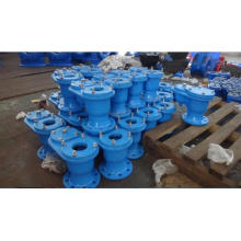 Double Orifice Air Valve with Ss304 Ball