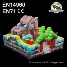 Inflatable Village Park For Children