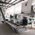 EFB pellet mill machine