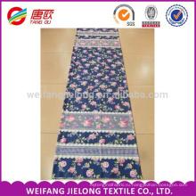 Дикая роза готовая продукция, дешевая печать 100 % хлопок постельных принадлежностей ткань