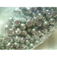 Art und Weise Edelstahl Jeweled Bälle Zusätze
