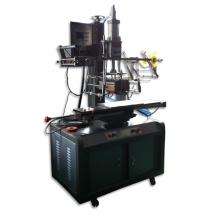 Automatische Schalen- / Flaschen-Druckmaschine für mehrfarbige