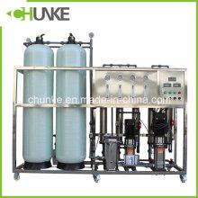 Machines de purification d'eau d'usine chimique avec le système d'osmose d'inversion
