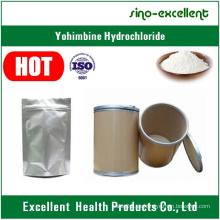 Extracto de yohimbe natural 100%