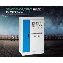 Régulateur de tension électrique monophasé de série DBW de haute qualité