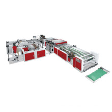 Автоматическая машина для резки и шитья вкладышей