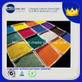 Prix d'usine Good Weatherability Metallic Polyester Powder Coating