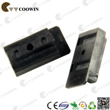 Various materials flooring accessories supplier for WPC products