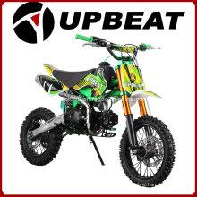 Upbeat baratos Dirt Bike Pit bicicleta 125cc con CNC Triple